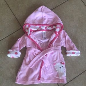 Baby Girl robe